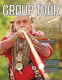 Southeast/West Group Tour magazine