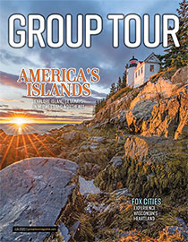 Northeast/Midwest Group Tour magazine