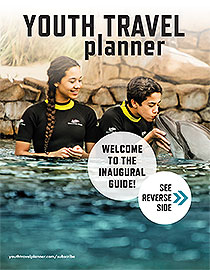 Student Group Tour magazine