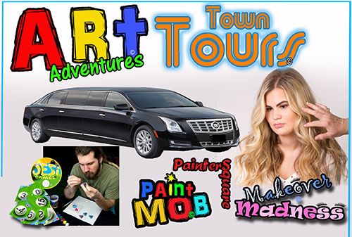 Art Adventures - Town Tours