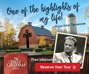 Billy Graham Library Home Mid Page Rectangle