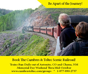 Cumbres & Toltec Scenic RR Back Issue MR