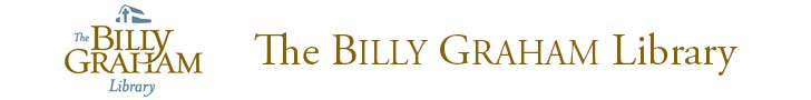 The Billy Graham Library Featured Supplier