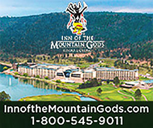 Inn of the Mountain Gods Resort & Casino Back Issue MR