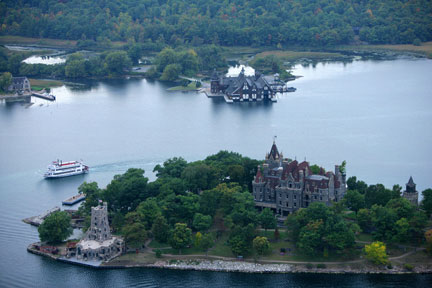 Boldt Castle & Yacht House
