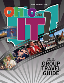 Ohio Has It 2015 Group Travel Guide
