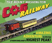 Mt. Washington Cog Railway T3
