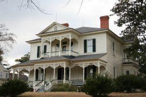 1879 Poe House, Fayetteville, N.C.