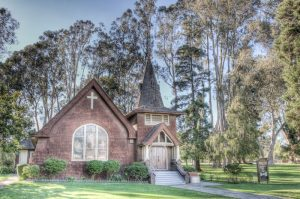 St. Peter's Chapel, Mare Island, Vallejo, Calif.