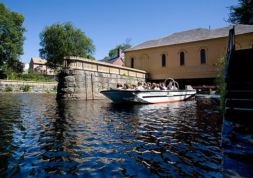 LNHP Canal Boat Tours