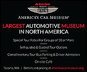 LeMay - America\'s Car Museum T3 Rectangle