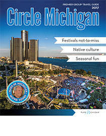 Circle Michigan 2017 cover