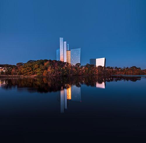 Mohegan Sun Casino Extend Earth Tower