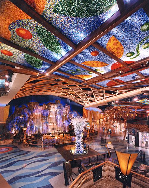 Mohegan Sun Casino Falls