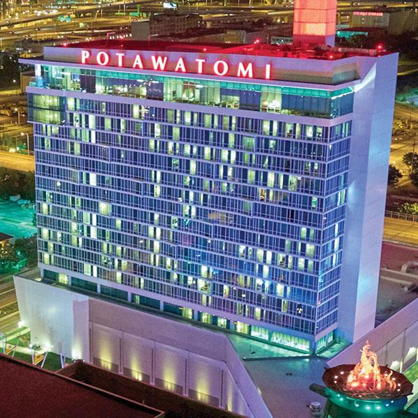 Potawatomi Hotel & Casino Building