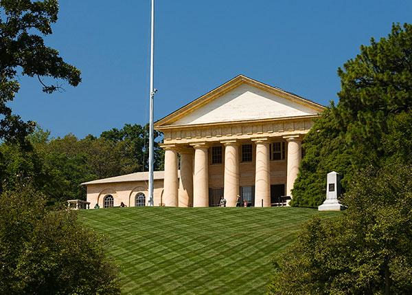Arlington House Hills