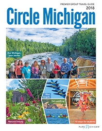 Circle Michigan 2018 cover