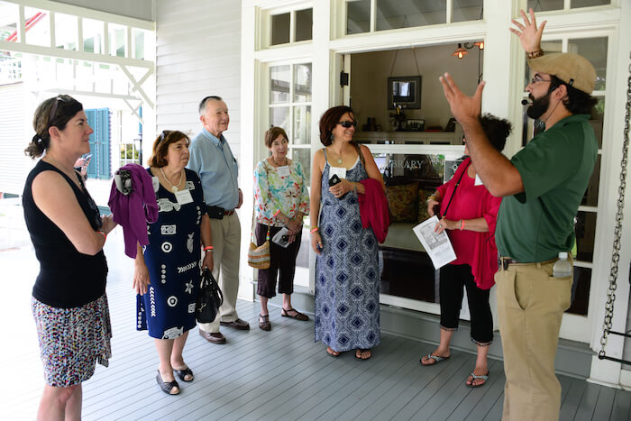 Guided, Historian-Led Tour, Edison & Ford Winter Estates, Fort Myers, Fla.