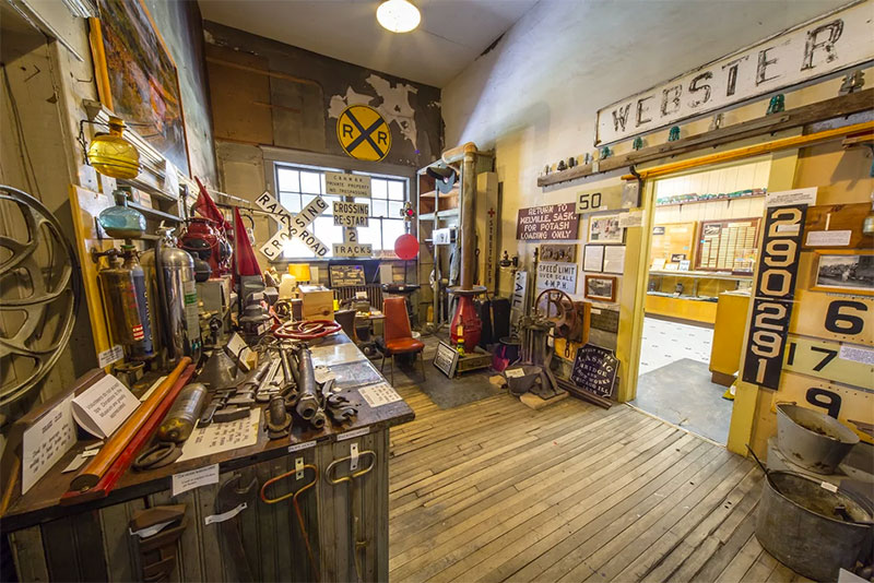 Antiques in Washburn County