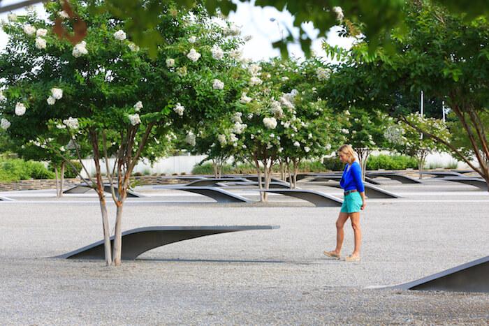 National 9/11 Pentagon Memorial, Arlington, Va.