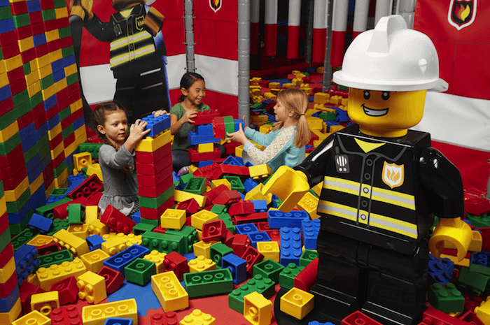 LEGOLAND® Discovery Center at Great Lakes Crossing Outlets, Auburn Hills, Mich.