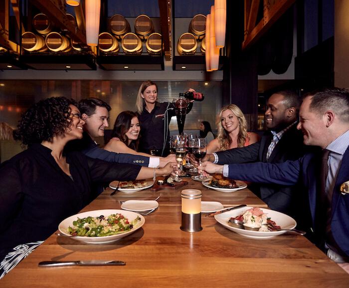 Cooper's Hawk Winery & Restaurant, Naperville, Ill.