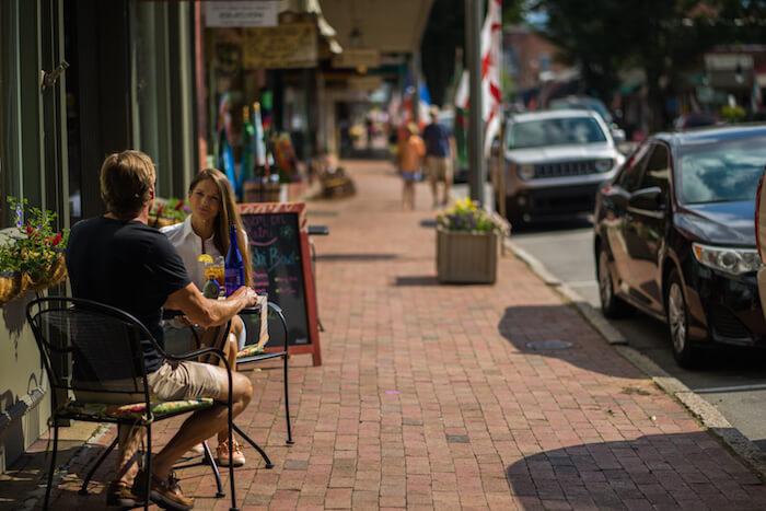 Main Street, Waynesville, N.C.