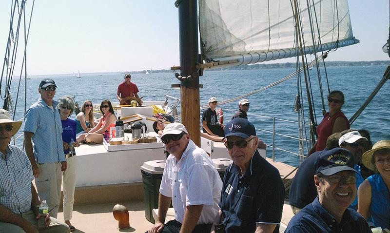 Argia Mystic Cruises Group
