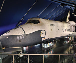 Space Shuttle Pavilion, Intrepid Sea, Air & Space Museum, New York, N.Y.