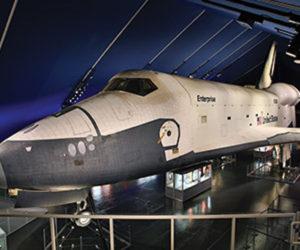 Space Shuttle Pavilion, Intrepid Sea, Air & Space Museum, New York, N.Y.
