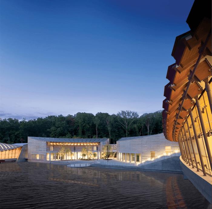 Crystal Bridges Museum of American Art, Bentonville, Ark.