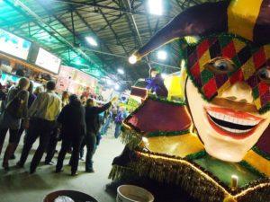 Krewe of Centaur Float Loading Party, Shreveport-Bossier, La.