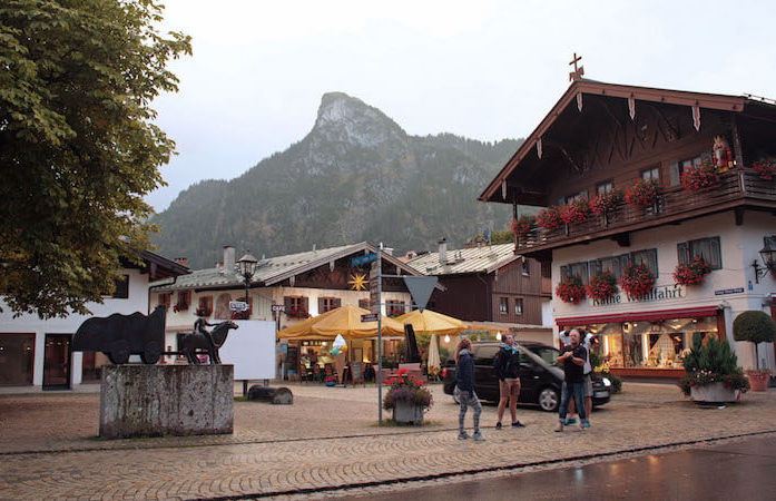 Oberammergau, Germany