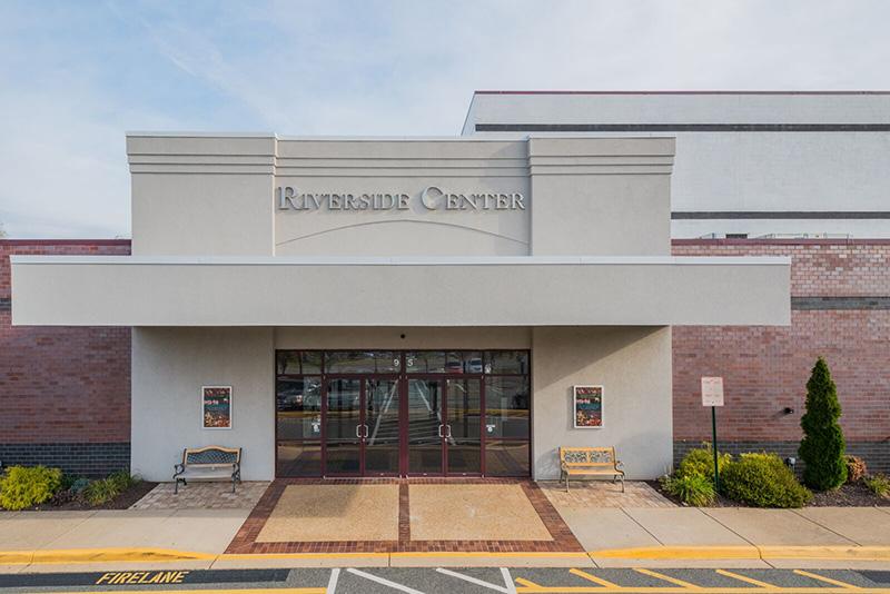 Riverside Center Front