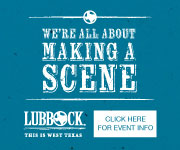 Visit Lubbock Tier 3 Rectangle Ad