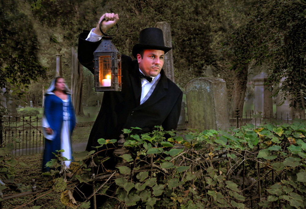 Legends of Main Street - A Suffolk Ghost Walk