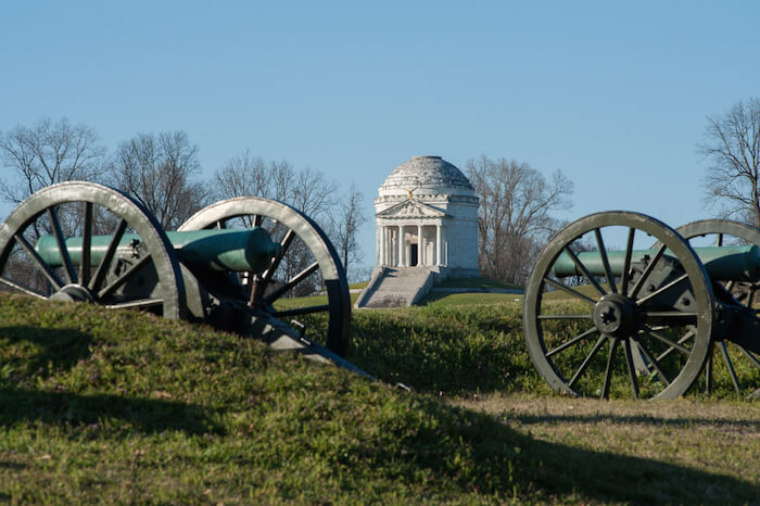 Vicksburg National Military Park, Vicksburg, Miss.