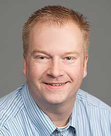 Eric Lutey, Director of Sales