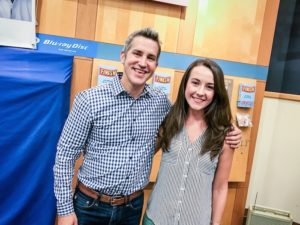 Jon Acuff and Aimee Smith