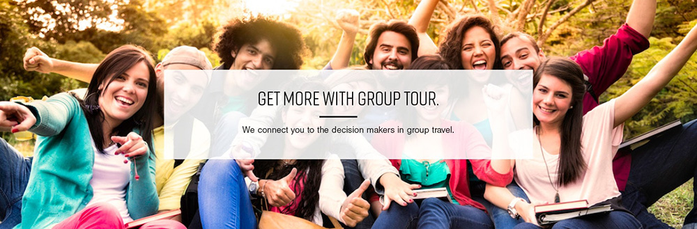 Get more with Group Tour Media