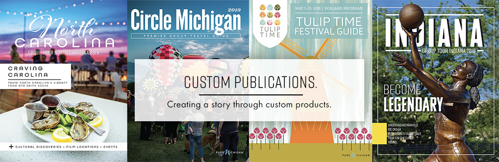 Custom Publications