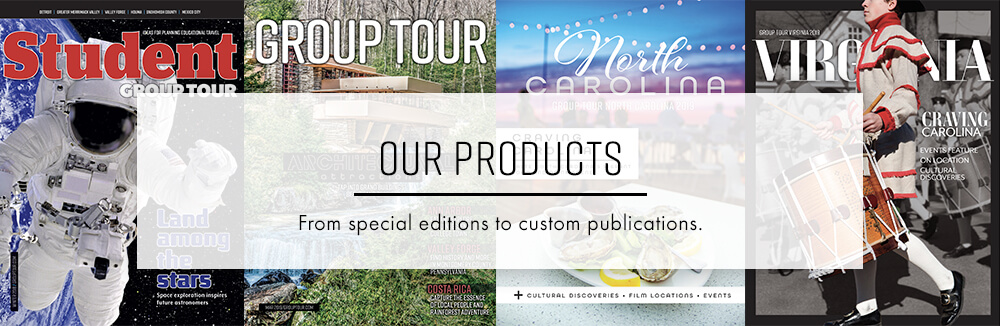 Group Tour Media Products