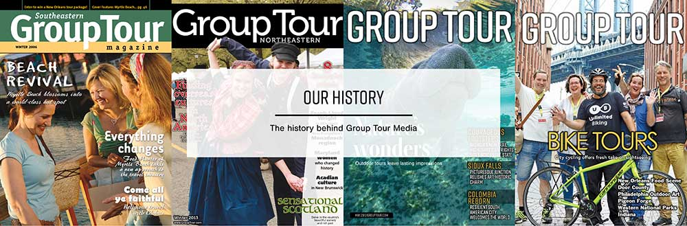 Group Tour Media history