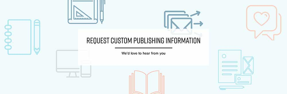 Request custom publishing information